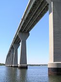 Thomas Johnson Bridge Solomons Maryland