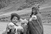 Paso de la raya, Puno, Perú