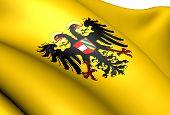 Flagge Heiliges Römisches Reich (1493-1556)