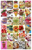 30 images food: summer baking and desserts with berries