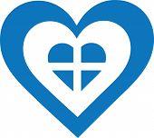 Greece Heart