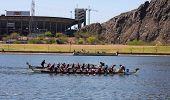 Arizona Dragon Boat Festival At Tempe Town Lake