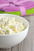 Cottage Cheese (curd) Heap