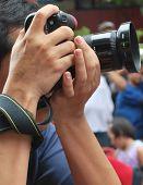 Photographer on The Street