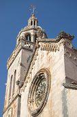 St. Mark's Cathedral in Korcula, Croatia