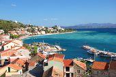 Kroatische Sommerlandschaft