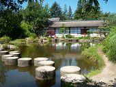 Jardim japonês, Nantes