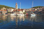 Pucisca on Brac island, Croatia