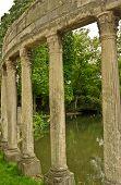 Columns in the Parc Monceau