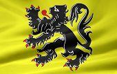 Vlag van de Vlaamse Gemeenschap - België