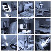 Chirurgen Collage