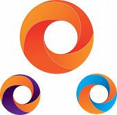 Circles Orange.