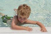 Swim Lesson Kick