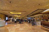 Mirage Hotel Front Desk In Las Vegas, Nv On June 26, 2013