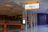 Sirio Restaurant At Aria In Las Vegas, Nv On August 06, 2013