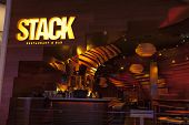 Stack Restaurant At The Mirage In Las Vegas, Nv On August 11, 2013