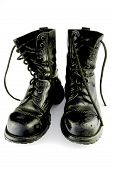 Black Boots, Isolated