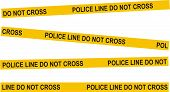 Police Accident Warning