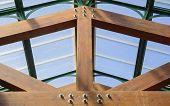 Wood truss