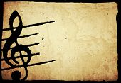 picture of fracture  - Abstract grunge melody textures and backgrounds  - JPG