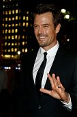 NEW YORK-SEP 24: Actor Josh Duhamel attends HUGO BOSS celebrates Columbus Circle BOSS flagship openi