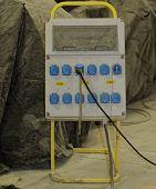 Electrically Distribution Box