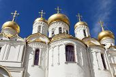 Russia, Moscow, Cathedral of the Annunciation