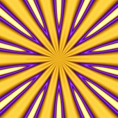 picture of trippy  - abstract golden starburst background  - JPG