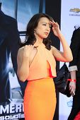 LOS ANGELES - MAR 13:  Ming-Na Wen at the