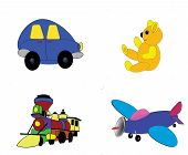 Childrens Toys poster