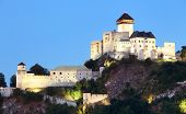 Slovakia Castle - Trencin