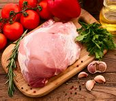 picture of veal meat  - Food - JPG