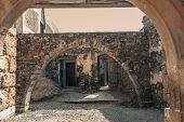 Spinalonga Ruins