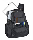Backpack With Supplies