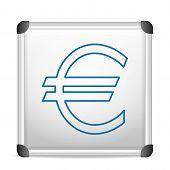 Whiteboard Euro