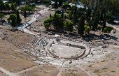 Theater Of Diosysus, Acropolis Hill  Athens