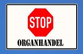 Stops Organ Trafficking