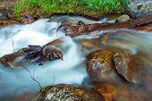 Clean Mountain River