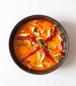 Chicken Tomyum The Favourite Spicy Food In Thailand