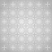 Silver Modern Rectangle And Circle Pattern On Pastel Color