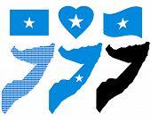 Map Of Somalia Islands