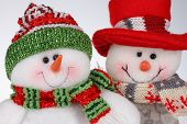 picture of doll  - Funny christmas dolls - JPG