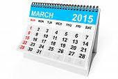 Calendar March 2015