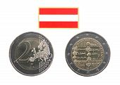 Commemorative Coin Of Austria