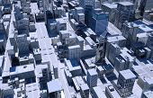 Kind of a modern city from the top