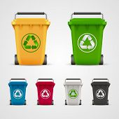 Ecological trash set