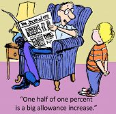 Allowance Increase