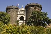 Castel Dell'ovo (egg Castle), Naples, Italy