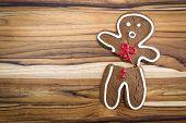 Broken Gingerbread Man