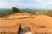 Ruins Of The Past In Sigiriya, Sri Lanka